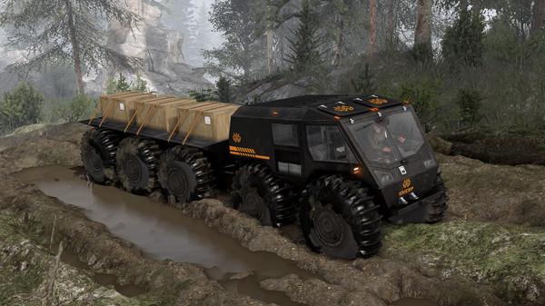 Скриншот №12 к Spintires® - SHERP® Ural Challenge DLC