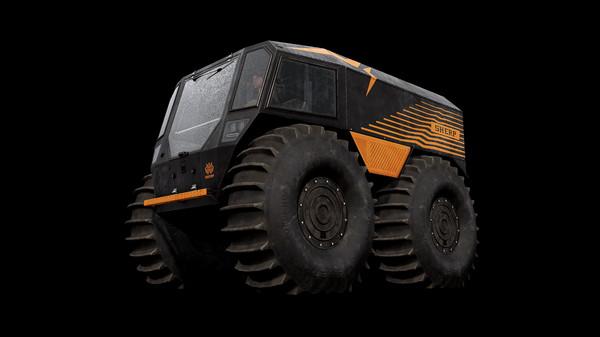 Скриншот №1 к Spintires® - SHERP® Ural Challenge DLC