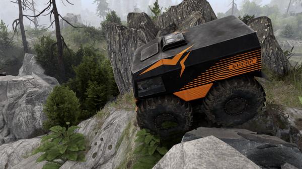 Скриншот №14 к Spintires® - SHERP® Ural Challenge DLC
