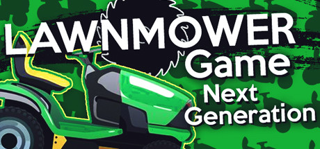 Lawnmower Game: Next Generation cover art