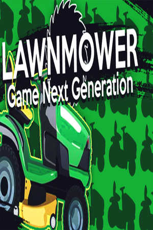 Lawnmower Game: Next Generation poster image on Steam Backlog