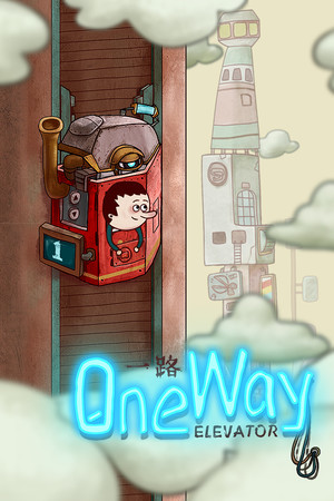 One Way: The Elevator poster image on Steam Backlog