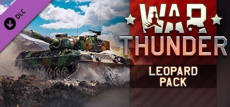 War Thunder - Leopard Pack