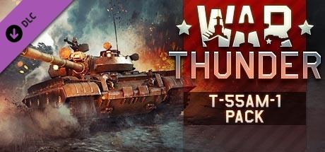 War Thunder - T-55AM-1 Pack