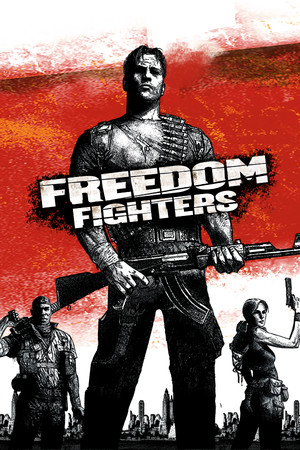 Freedom Fighters poster image on Steam Backlog