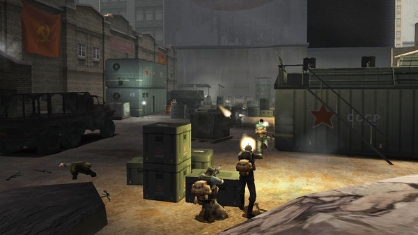 Freedom Fighters Free Steam Key 4
