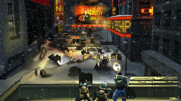 Freedom Fighters Free Steam Key 2