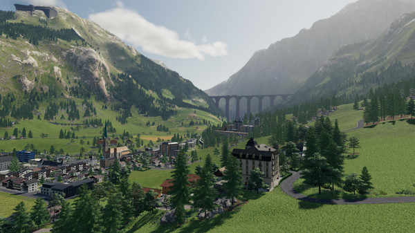 Capture d'écran n°4 du Jeu Farming Simulator 19 - Extension Alpine Farming