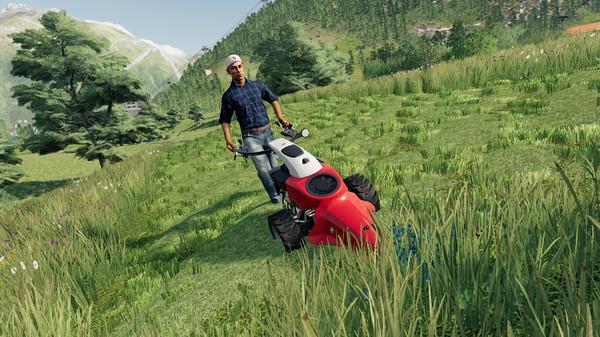 Capture d'écran n°3 du Jeu Farming Simulator 19 - Extension Alpine Farming