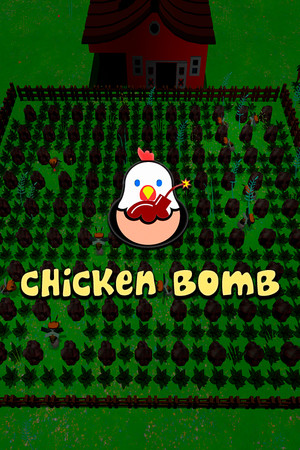 Chicken Bomb poster image on Steam Backlog