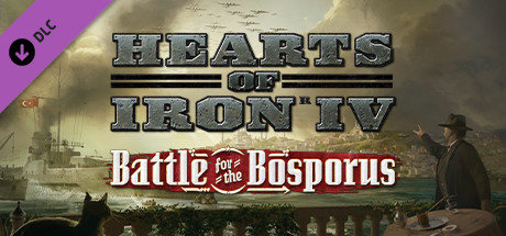 Hearts of Iron IV: Battle for the Bosporus cover art