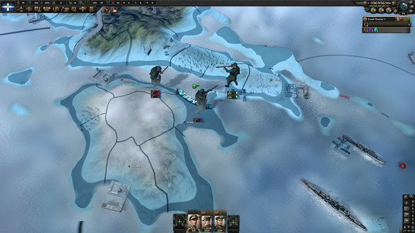 Скриншот №3 к Hearts of Iron IV Battle for the Bosporus