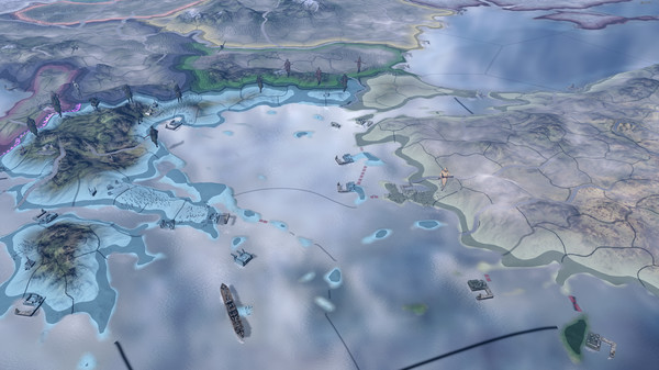 Скриншот №2 к Hearts of Iron IV Battle for the Bosporus