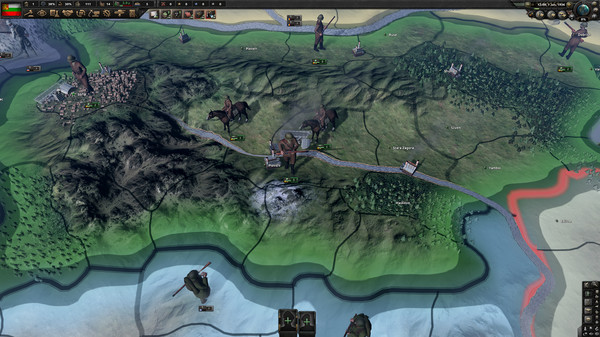 Скриншот №4 к Hearts of Iron IV Battle for the Bosporus
