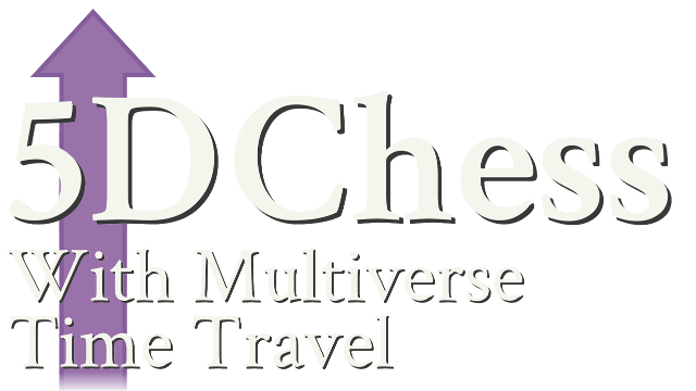 5D Chess With Multiverse Time Travel logo