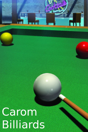 Carom Billiards poster image on Steam Backlog
