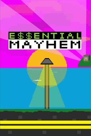 Essential Mayhem poster image on Steam Backlog