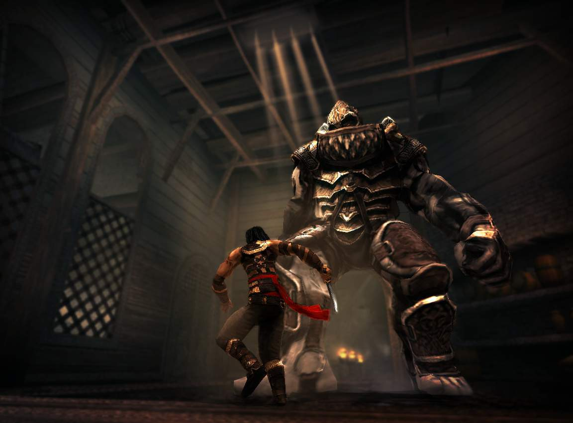 Prince of Persia: Warrior Within screenshot 1