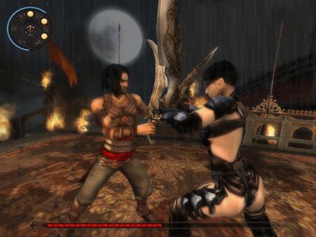Скриншот из Prince of Persia: Warrior Within
