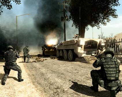 Скриншот из Tom Clancy's Ghost Recon: Advanced Warfighter 2