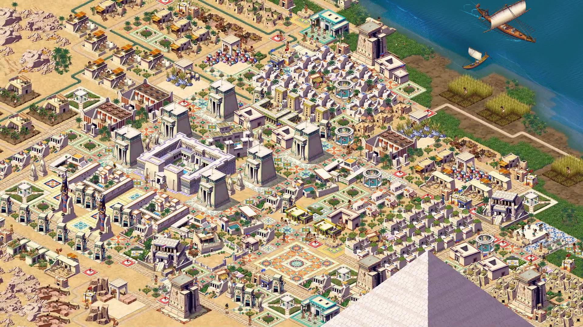 Pharaoh 20 ปีแห่งตำนานเกมสร้างเมืองจะกลับมารุ่งเรืองอีกครั้ง