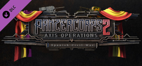 Panzer Corps 2 Axis Operations  Spanish Civil War [PT-BR] Capa