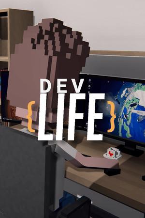 DevLife poster image on Steam Backlog
