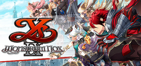 Ys IX: Monstrum Nox cover art