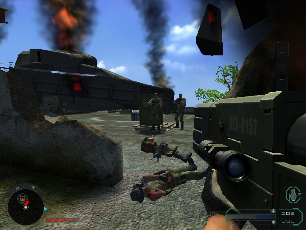 Far Cry screenshot 1
