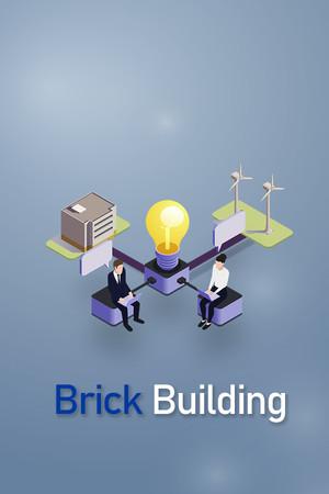 Brick Building poster image on Steam Backlog