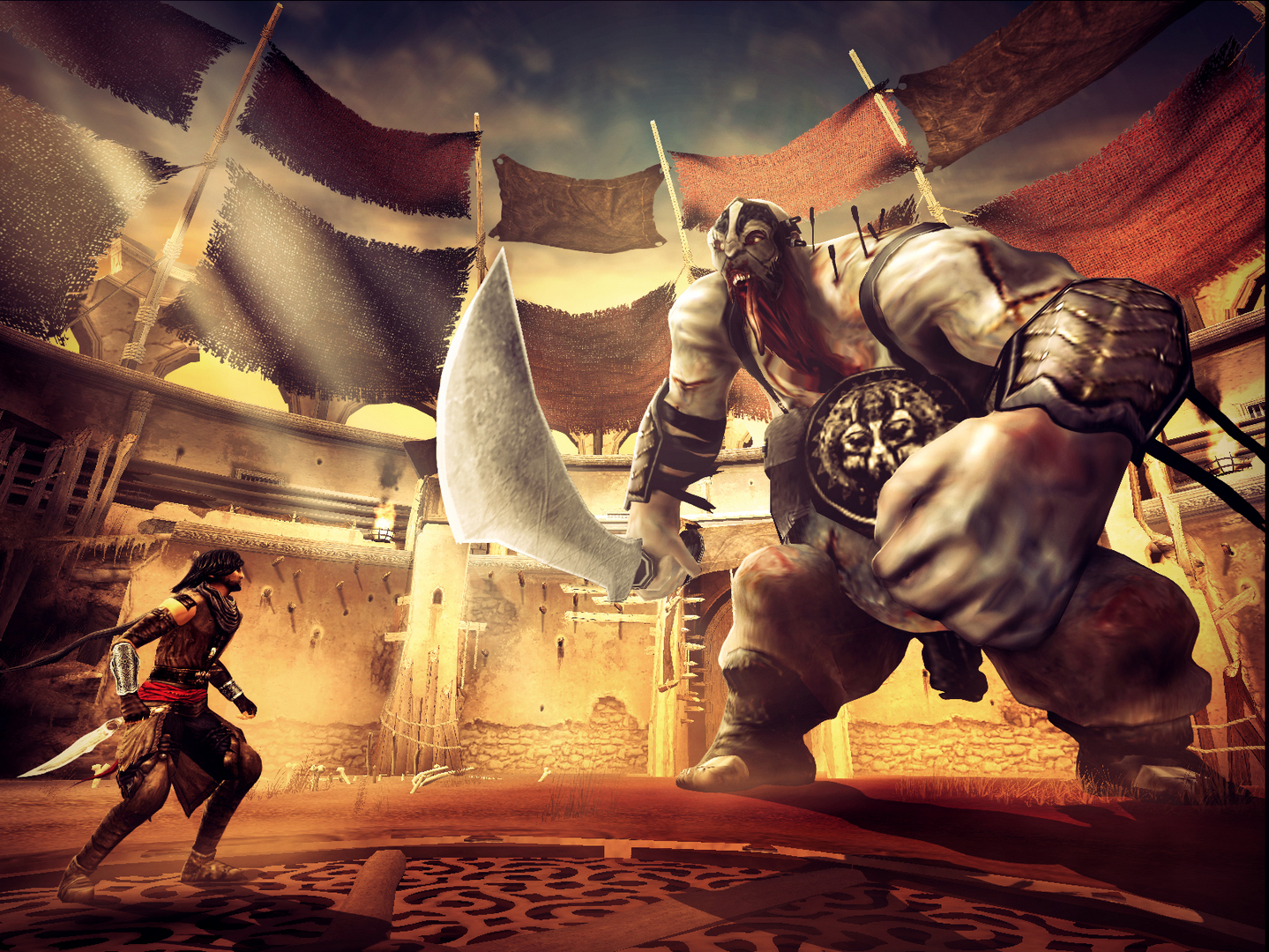 Prince of Persia: The Two Thrones screenshot 1