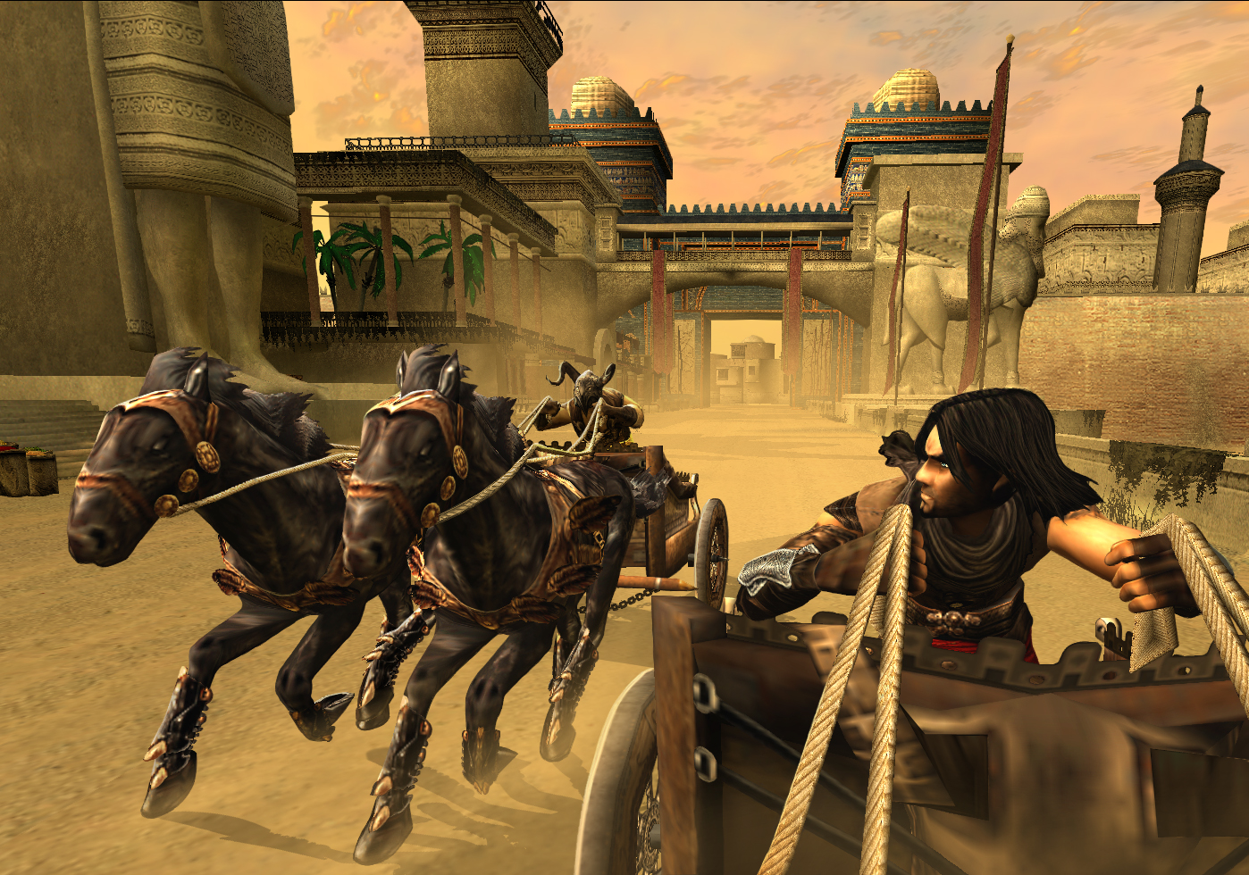 prince of persia the two thrones pc highly compressed