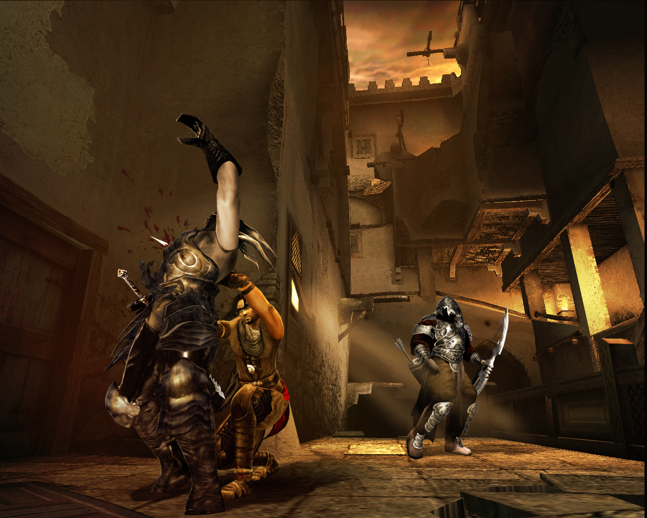 Prince of Persia: The Two Thrones screenshot 2