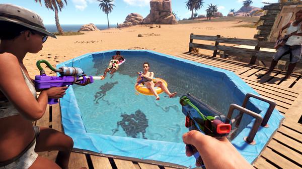 Скриншот №8 к Rust - Sunburn Pack