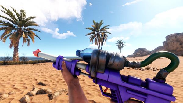 Скриншот №6 к Rust - Sunburn Pack