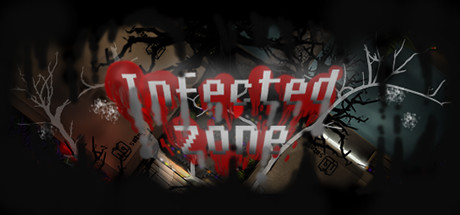 Infected zone cover art