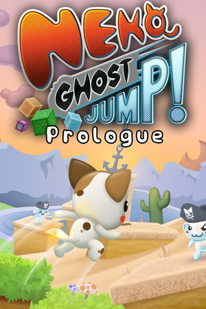 Neko Ghost, Jump! Prologue poster image on Steam Backlog