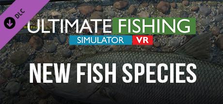 Ultimate Fishing Simulator VR - New Fish Species