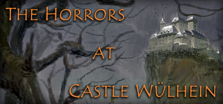 The Horrors at Castle Wülhein cover art