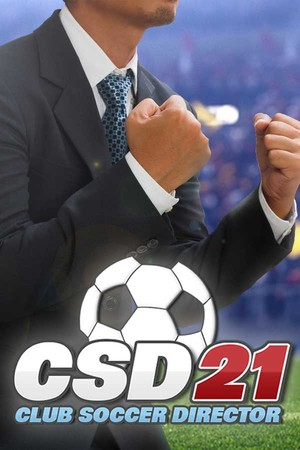 Club Soccer Director 2021 poster image on Steam Backlog
