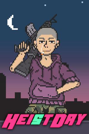 Heist Day poster image on Steam Backlog