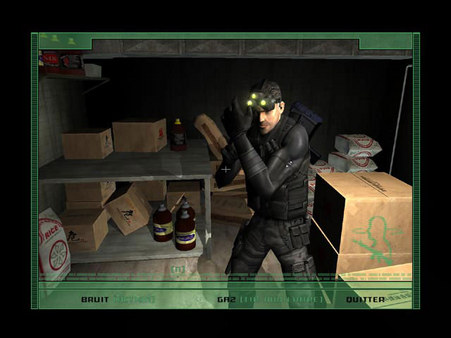 Tom Clancy's Splinter Cell®