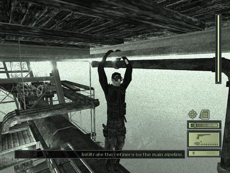 Скриншот из Tom Clancy's Splinter Cell