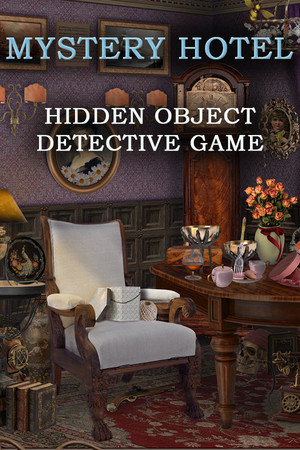 Mystery Hotel - Hidden Object Detective Game poster image on Steam Backlog