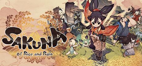 Sakuna: Of Rice and Ruin cover art