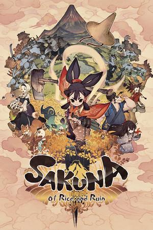Sakuna: Of Rice and Ruin poster image on Steam Backlog