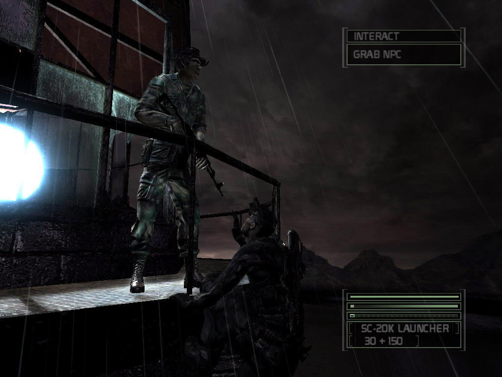 Tom Clancy S Splinter Cell Chaos Theory On Steam