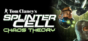 Tom Clancy's Splinter Cell: Chaos Theory cover art