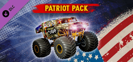 Monster Truck Championship Patriot Pack