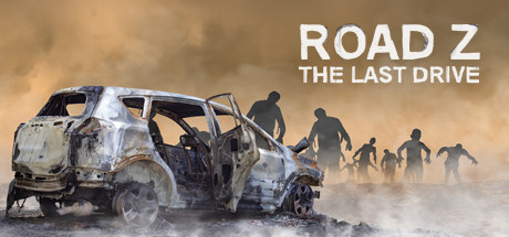 Road Z : The Last Drive cover art